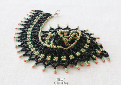 krywulka czarno-zielona